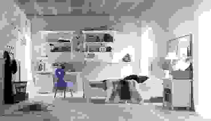 La cameretta + le matrimoniali의 스칸디나비아 사람 , 북유럽