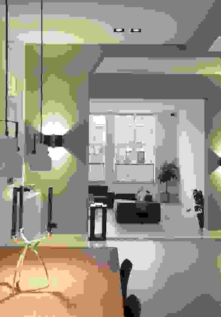 Modern dining room by Thijssen Verheijden Architecture & Management Modern