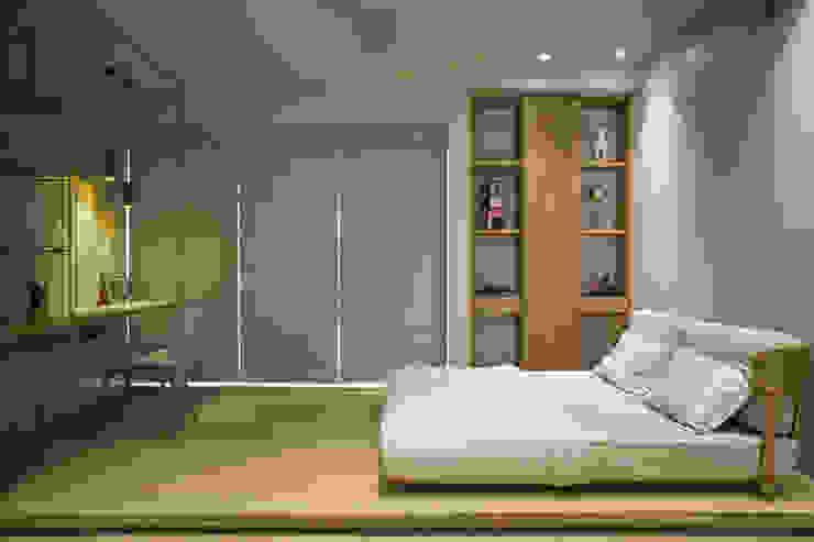 Bedroom 3: view 1 Modern style bedroom by DESIGNER'S CIRCLE Modern