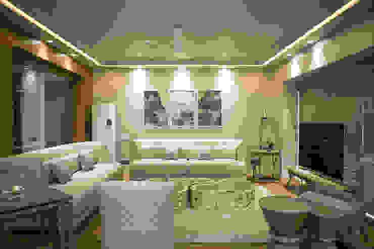 Living room Modern living room by DESIGNER'S CIRCLE Modern