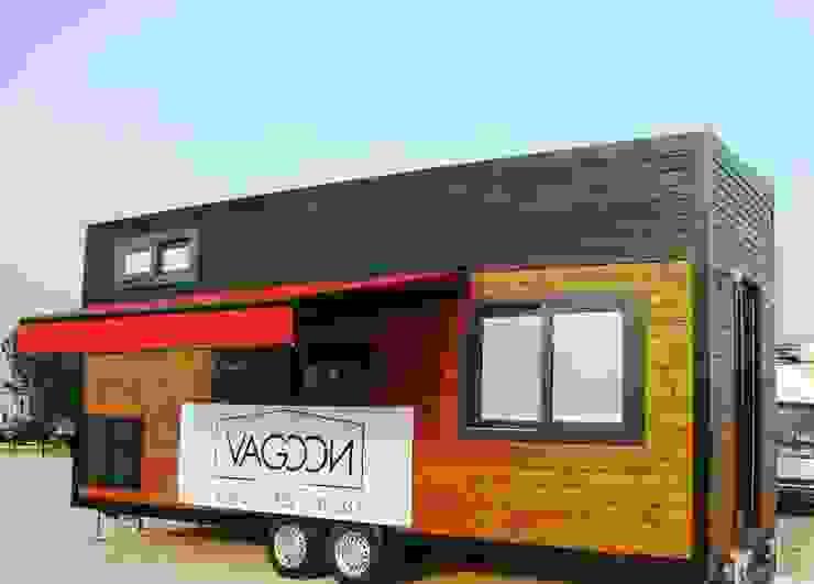 VAGOON #1 VAGOON HOUSE Minimalist Oteller