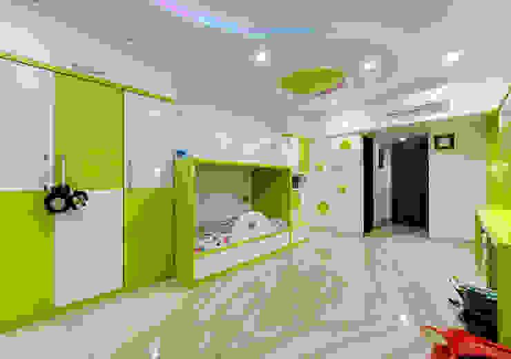 kids room interior Modern style bedroom by KUMAR INTERIOR THANE Modern