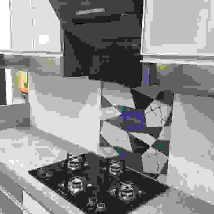 kitchen interior Modern style bedroom by KUMAR INTERIOR THANE Modern