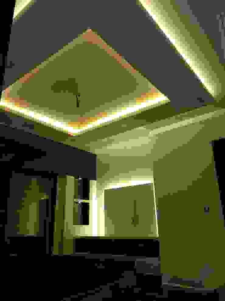 celling design bedroom Modern style bedroom by KUMAR INTERIOR THANE Modern