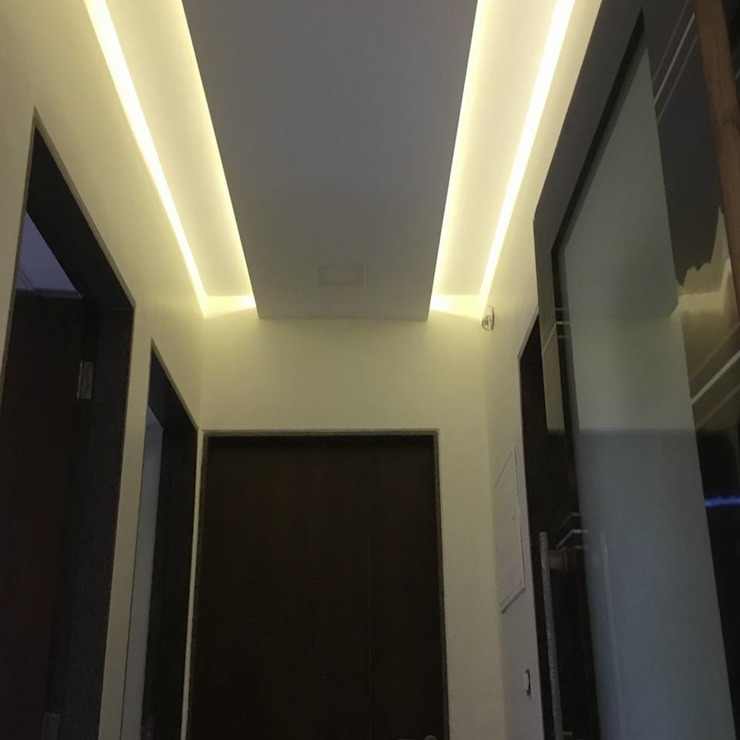 celling design by KUMAR INTERIOR THANE Modern