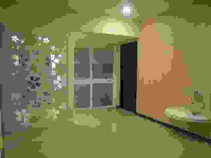 新店張公館 现代客厅設計點子、靈感 & 圖片 根據 Joy Full Interior Designer 佐輔室內裝修 現代風