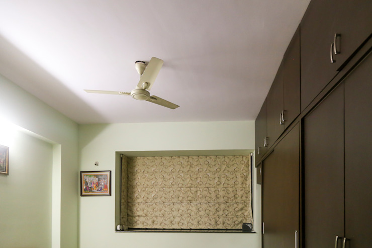 Mr. Kishan InduFortuneCity Modern dressing room by Ghar Ek Sapna Interiors Modern
