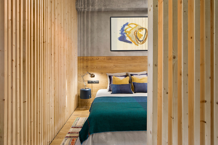 Bedroom by Egue y Seta,