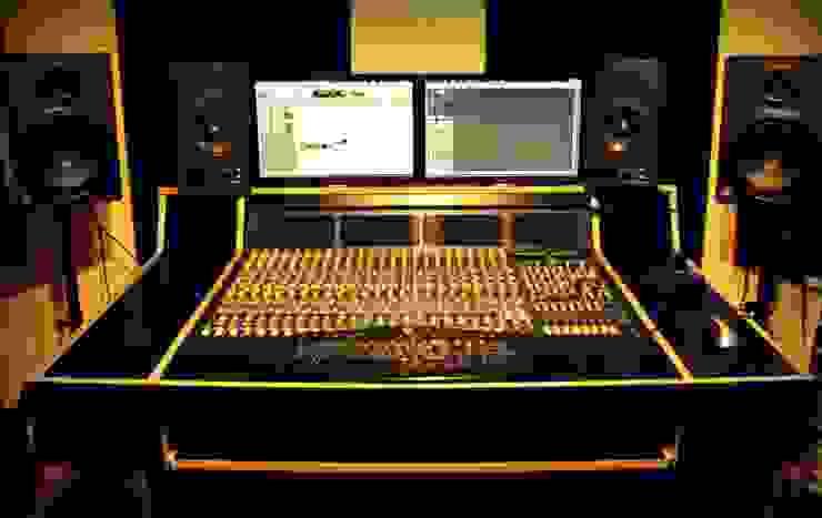 Stüdyo Ses Yalıtımı Ses Akustik