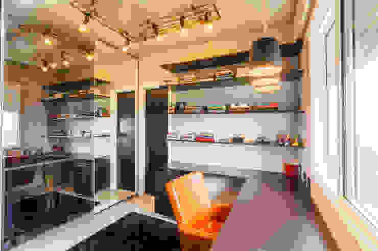 Apartamento Vila da Serra Aptar Arquitetura Escritórios industriais