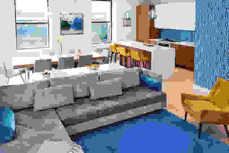 Sarah Jefferys Design Modern dining room