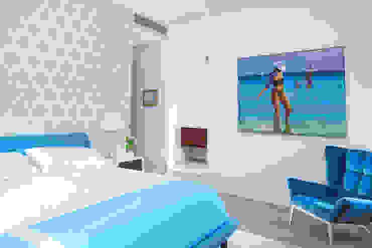 Sarah Jefferys Design Modern style bedroom