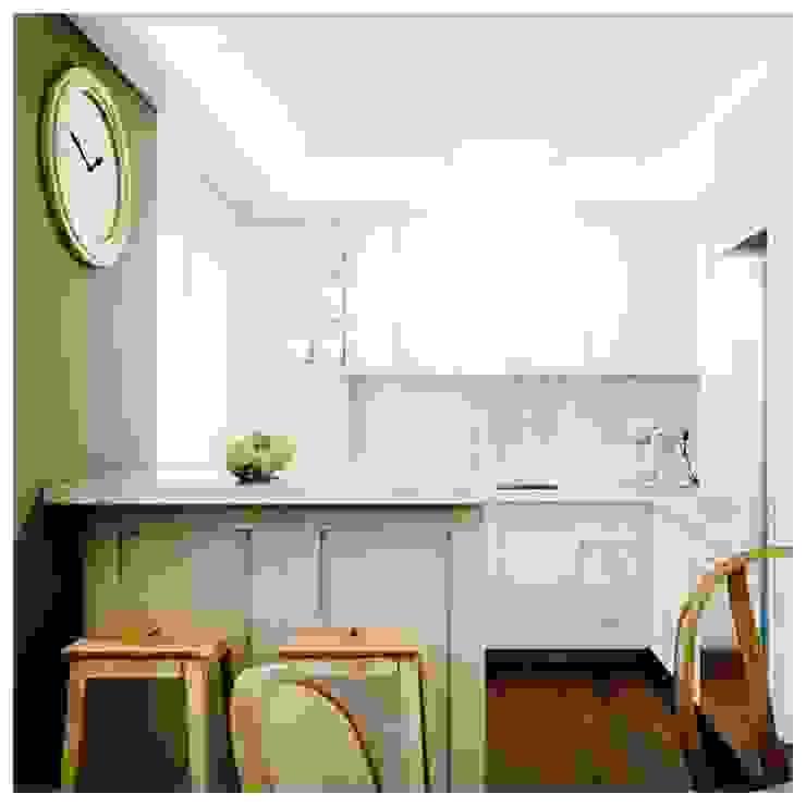 Kitchen by Catherine Cena Interiors Modern