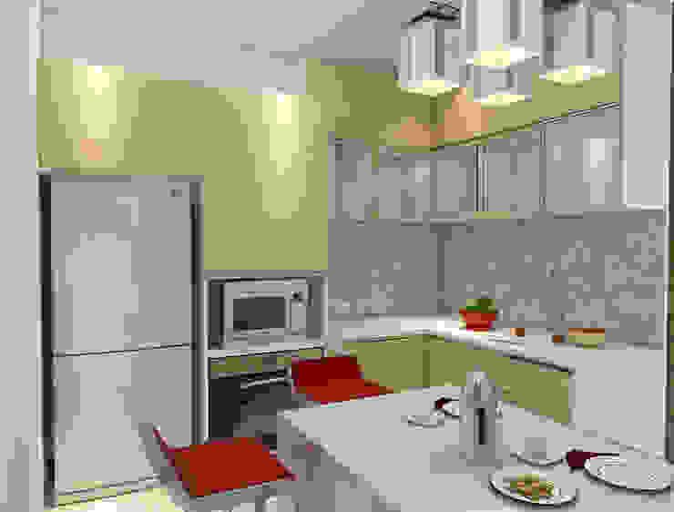 Modular Kitchen - Baner Pune:  Kitchen by DECOR DREAMS,Modern