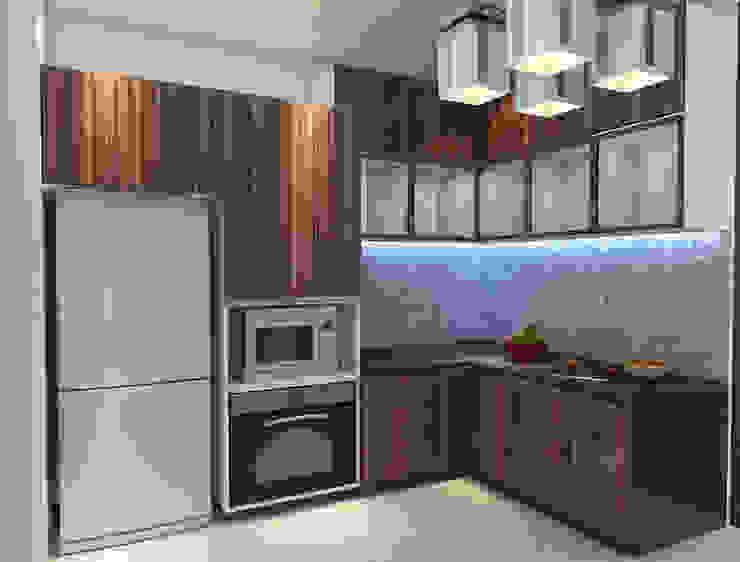 Modular Kitchen - Baner Modern kitchen by DECOR DREAMS Modern