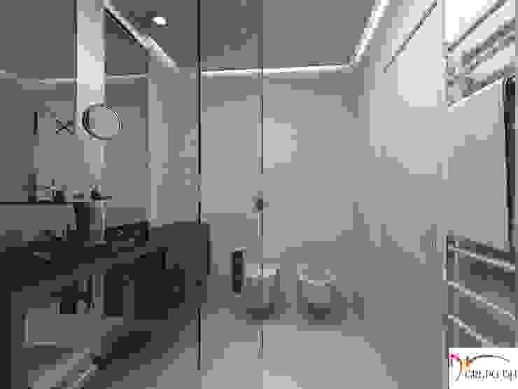 Grupo DH arquitetura BañosAsientos Blanco