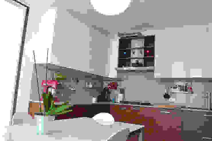 Cucina di Daniele Piazzola architetto e designer a Como Moderno