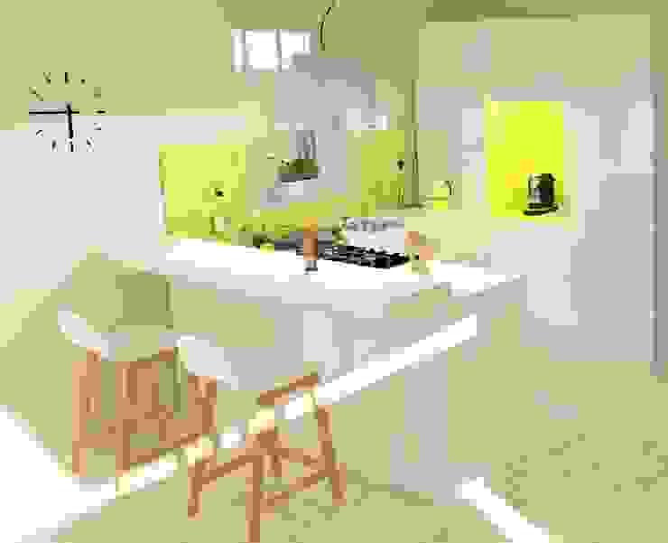 Raum und Mensch 飯店 MDF Yellow