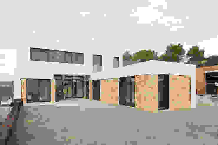 Modelo Pedralbes en Barcelona Casas inHAUS Casas prefabricadas