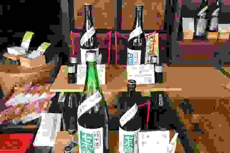 Cave à vin asiatique par ALTS DESIGN OFFICE Asiatique