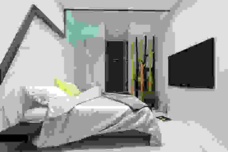 Вира-АртСтрой Industrial style bedroom