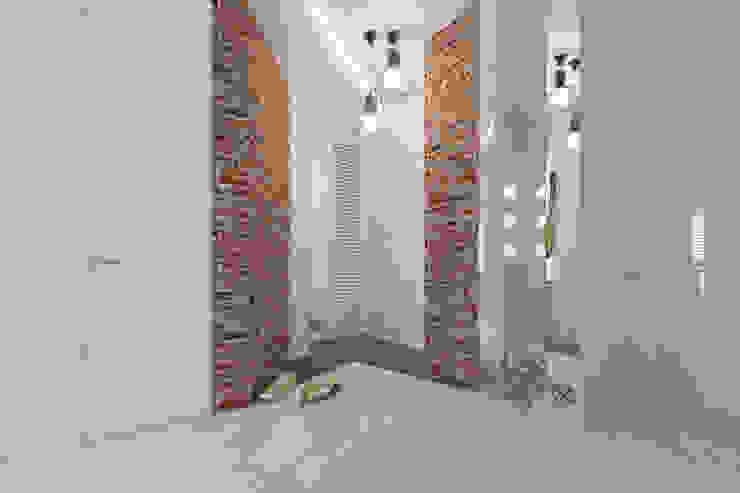 Вира-АртСтрой Pang-industriya na corridors estilo, Pasilyo & Hagdan