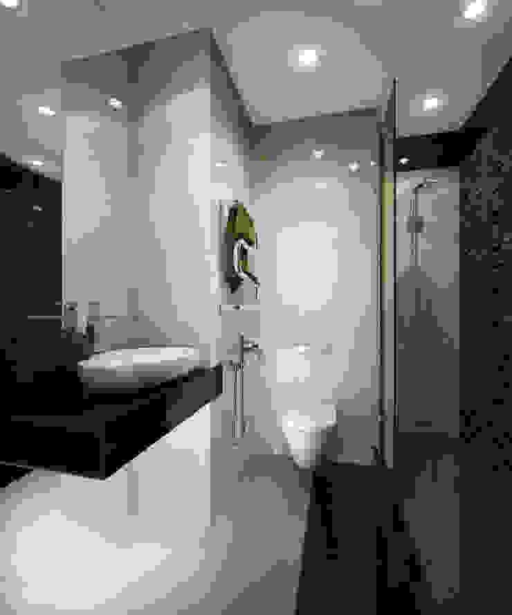 Вира-АртСтрой Industrial style bathroom