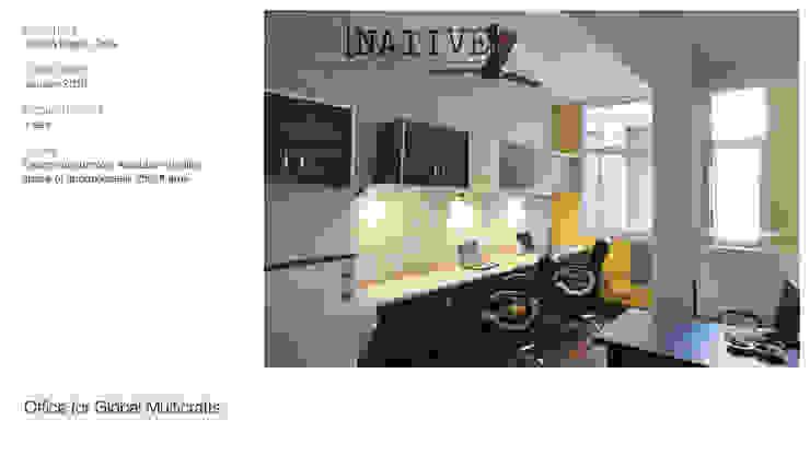 โดย Inno[NATIVE] Design Collective มินิมัล