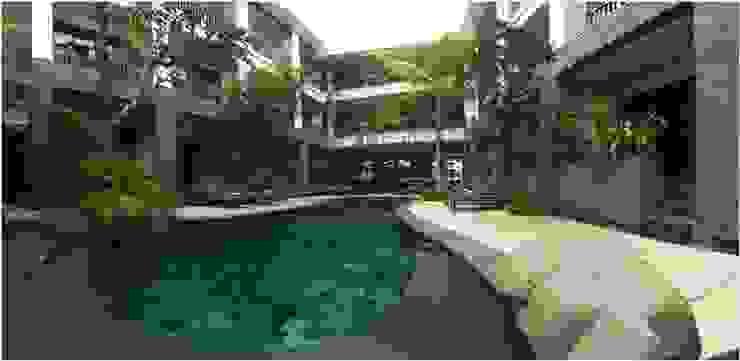 Akana Hotel, Sanur, Bali Hotel Modern Oleh Gehlen Modern