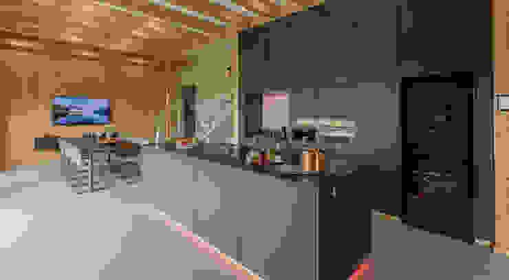 Tủ bếp theo Studio Meuleneers, Hiện đại