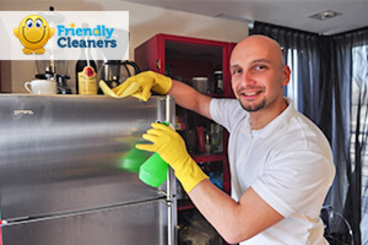 One Off Cleaning London par Friendly Cleaners