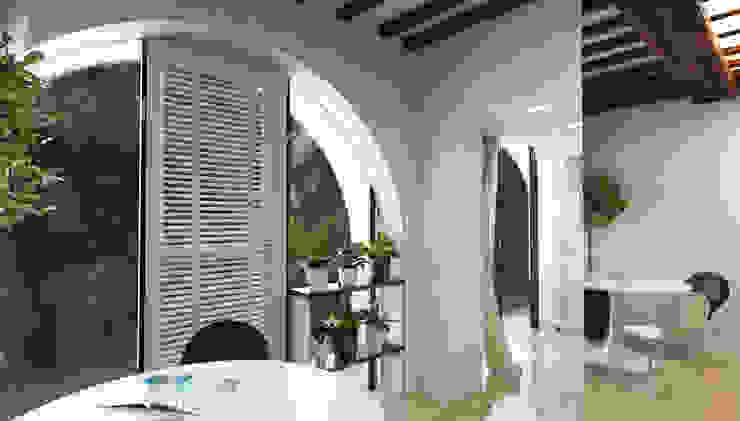 Ingresso - Casa in Via San Martino - Pisa Soggiorno moderno di Studio Bennardi - Architettura & Design Moderno