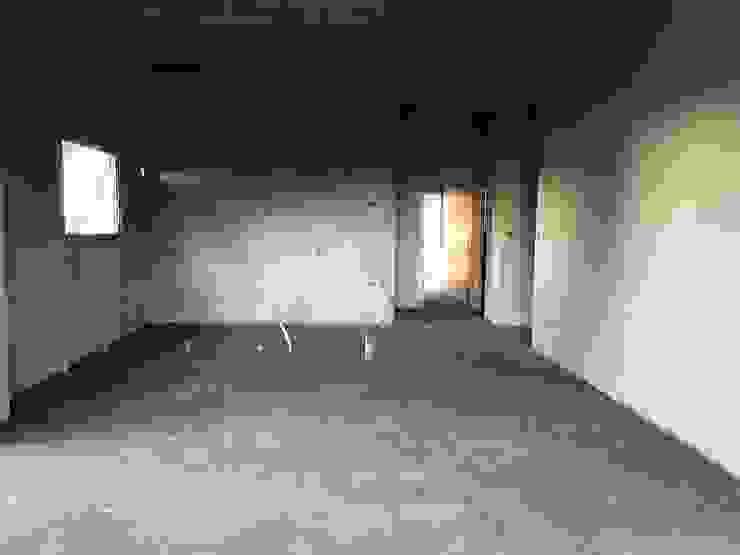 簡約、現代 水泥粉光牆面 根據 寶樹堂營造工程 簡約風 水泥