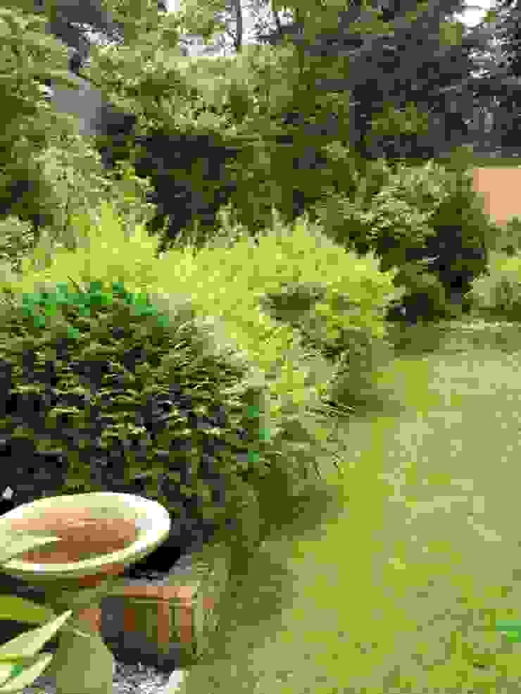 Detalles que hacen la diferencia. Jardines de estilo clásico de Aliwen Paisajismo Clásico