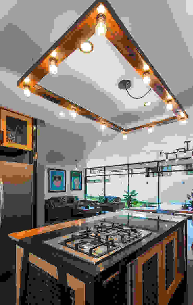 aaestudio Built-in kitchens