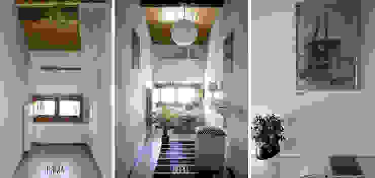 Prima e Dopo.: Studio in stile  di Rifò