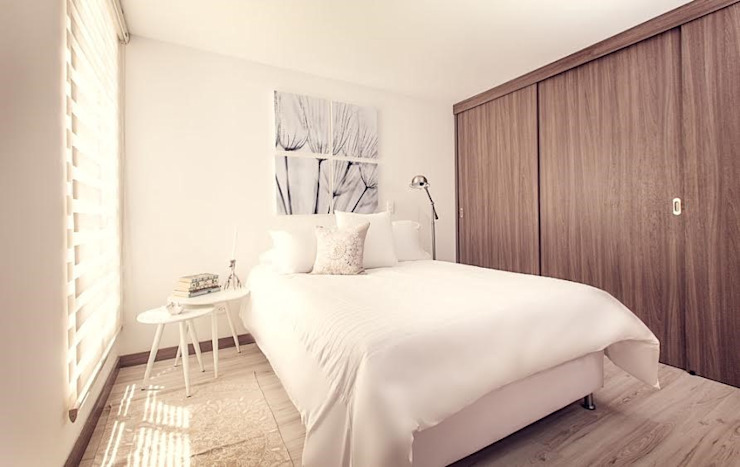 Maria Mentira Studio BedroomAccessories & decoration Flax/Linen White