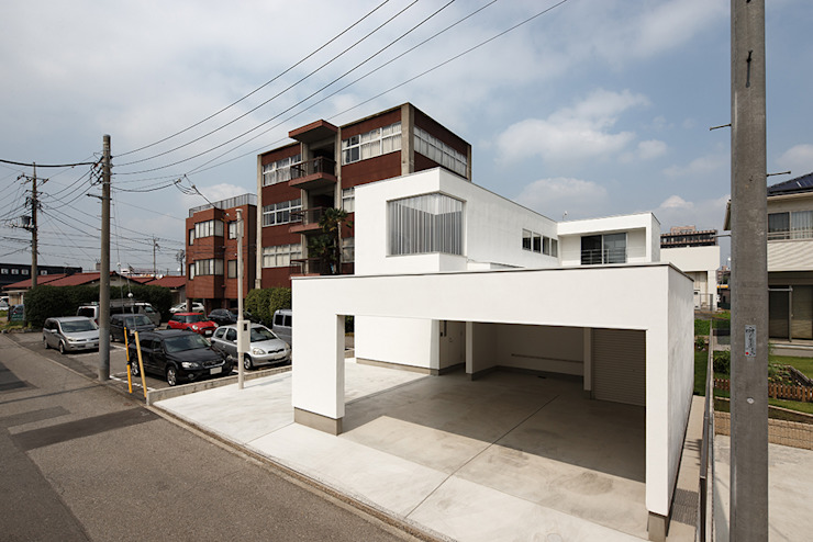 *studio LOOP 建築設計事務所 Moderne Häuser