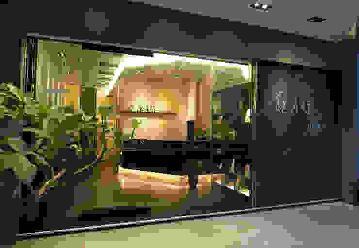 Casas modernas: Ideas, diseños y decoración de 沐築空間設計 Moderno