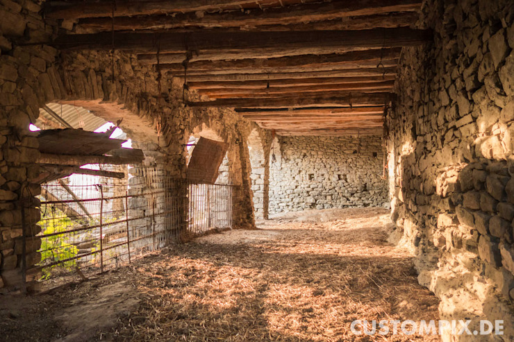 Goat stable by Custompix.de Photography by André Becker Classic Sandstone