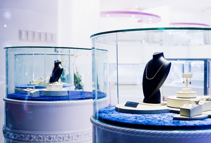 j&carat jewelry by (주)지상에스엘 모던