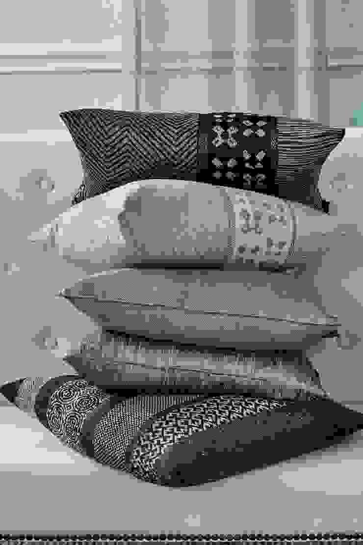 Alfred Apelt GmbH Ruang Keluarga Modern Grey