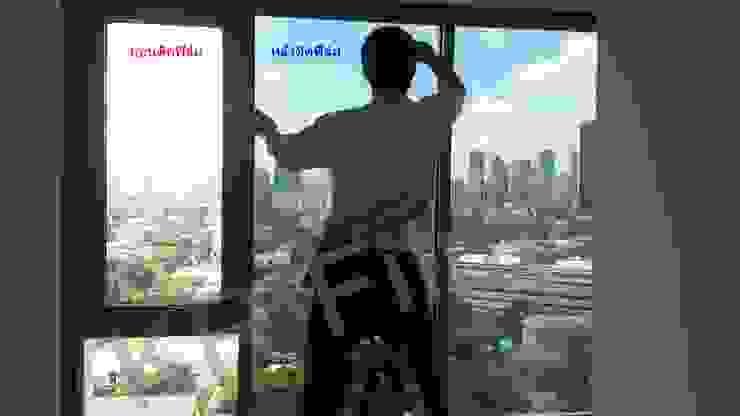 ฟิล์มกรองแสงคุณภาพ ลดความร้อน โดย บริษัท เอกคูณทรัพย์ จำกัด กระจกและแก้ว