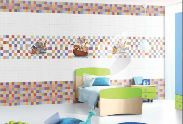 Tile ideas that make a difference: modern  by Somany Ceramics,Modern