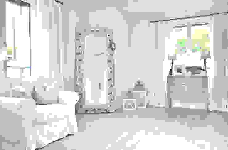 Dekoration Schlafzimmer von Select Living Interiors Landhaus