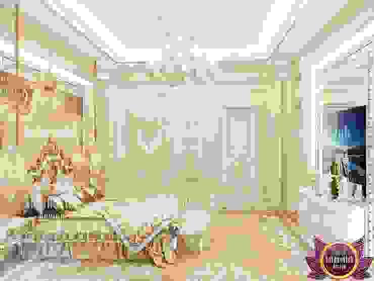 Luxury house design of Katrina Antonovich Classic style bedroom by Luxury Antonovich Design Classic