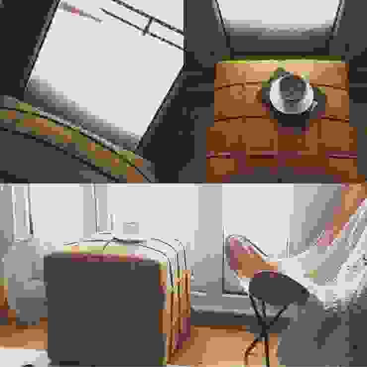 PUFF! Milimetrekare Tasarım ve Mimarlık Oturma OdasıAksesuarlar & Dekorasyon Tekstil Kahverengi