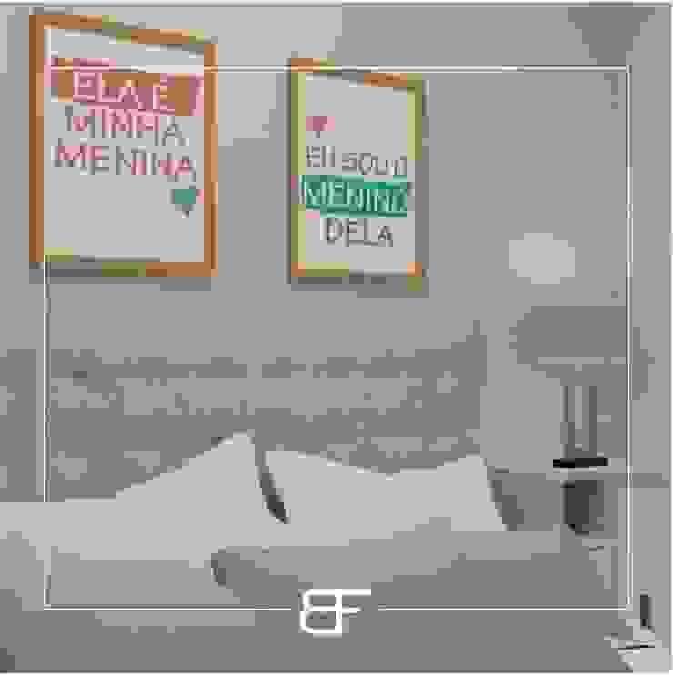Modern style bedroom by Brancaccio & Fortuna - Arquitetura e Engenharia Modern
