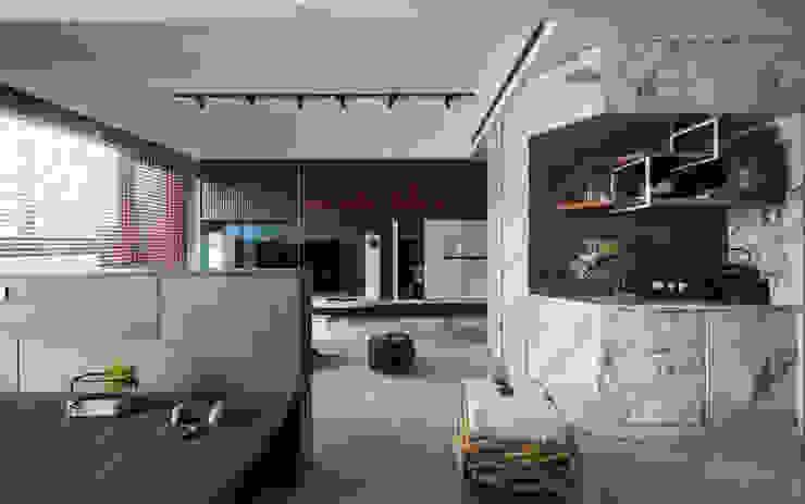 DYD INTERIOR大漾帝國際室內裝修有限公司 Asian walls & floors