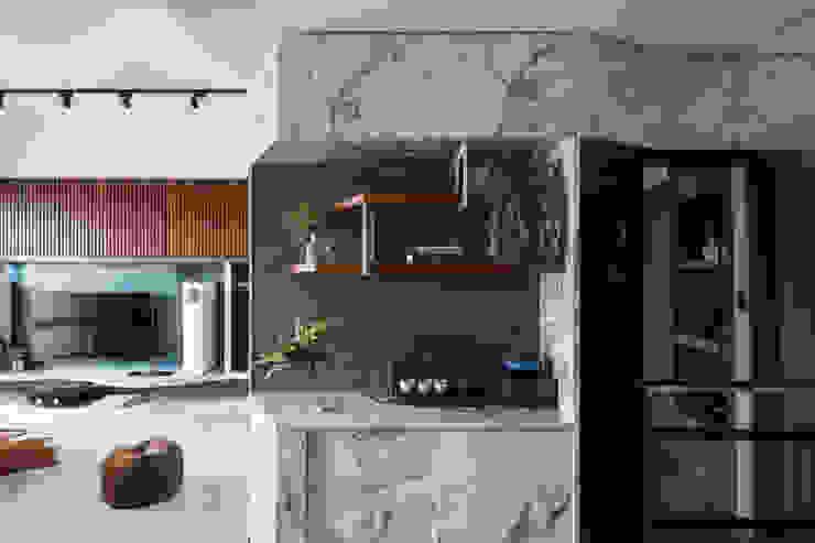 DYD INTERIOR大漾帝國際室內裝修有限公司 Asian style dining room